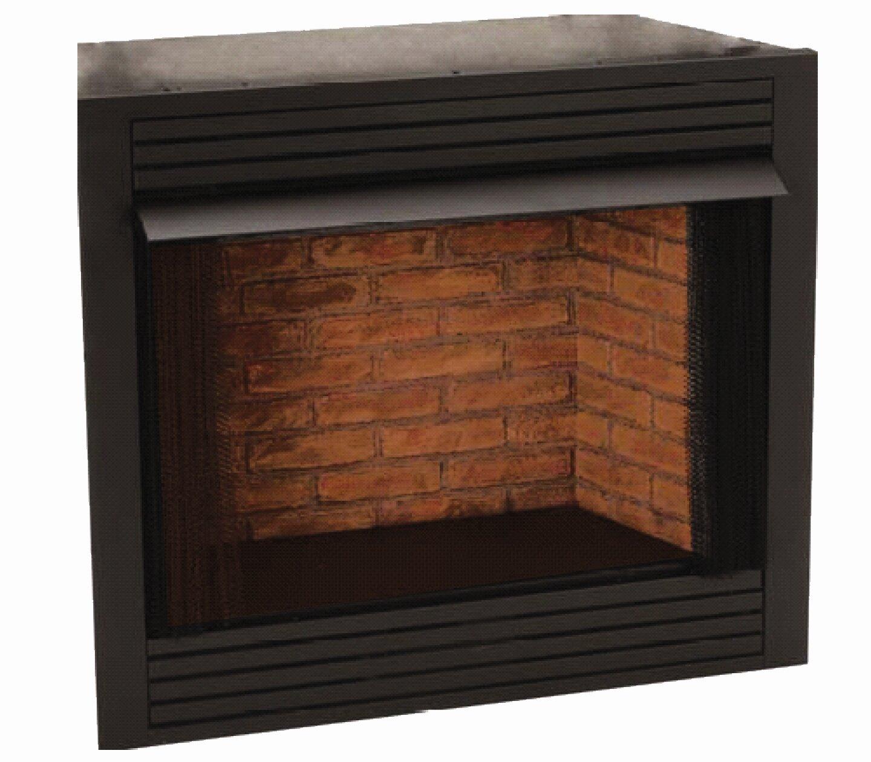 Kozyworld Universal Firebox Vent Free Gas Fireplace Ebay