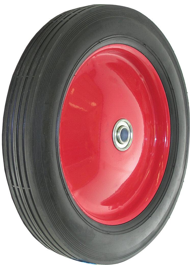 Shepherd Metal Hub Semi Pneumatic Rubber Tire Ebay