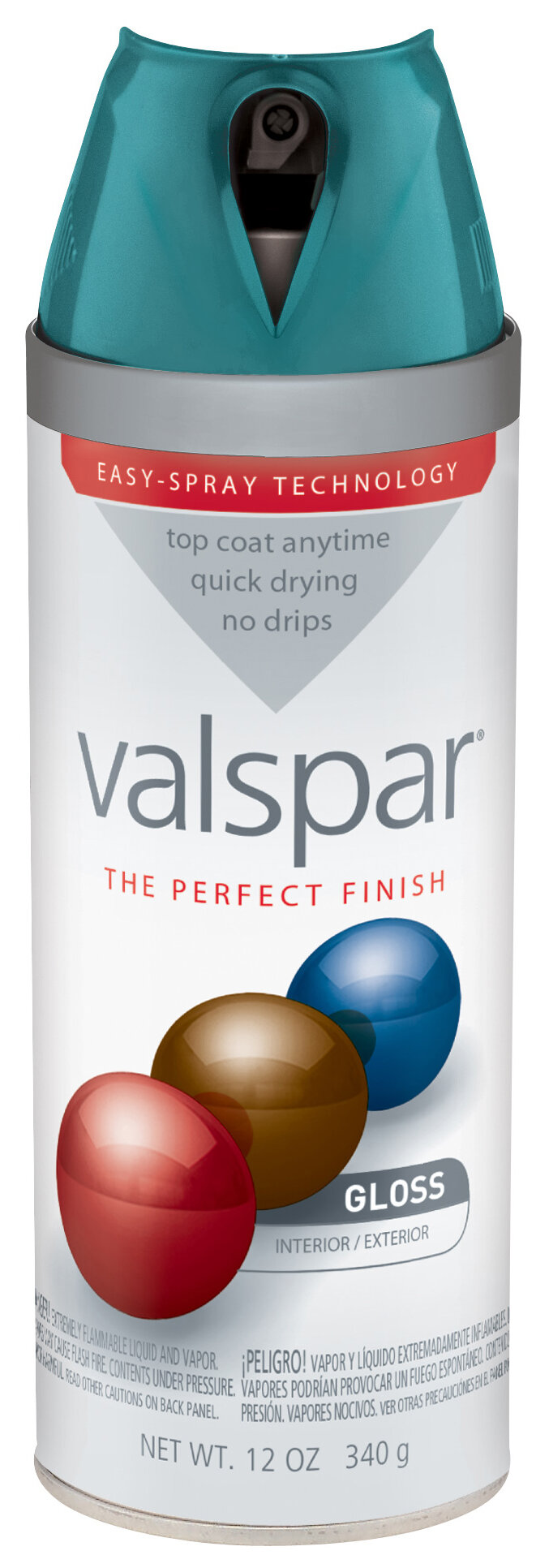 Valspar Premium Enamel Spray Paint Set Of 6 Ebay