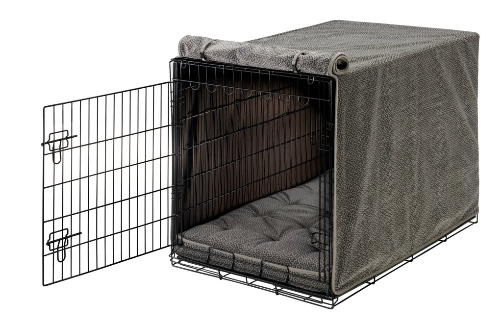 bowsers luxury dog crate cover ebay