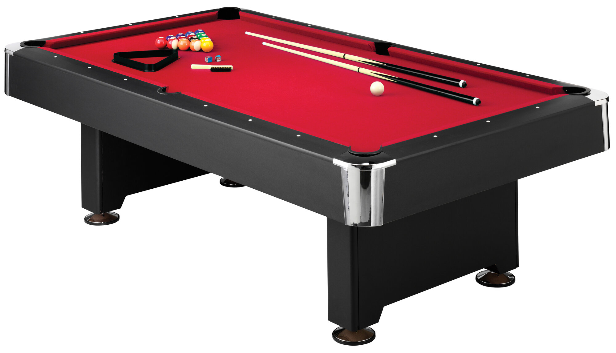 Mizerak donovan ii slate 8 39 pool table accessories ebay - Billiard table accessories ...