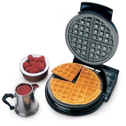 Chef's Choice 8300100 - International WafflePro Taste /Texture Select Classic Belgian Waffle Design