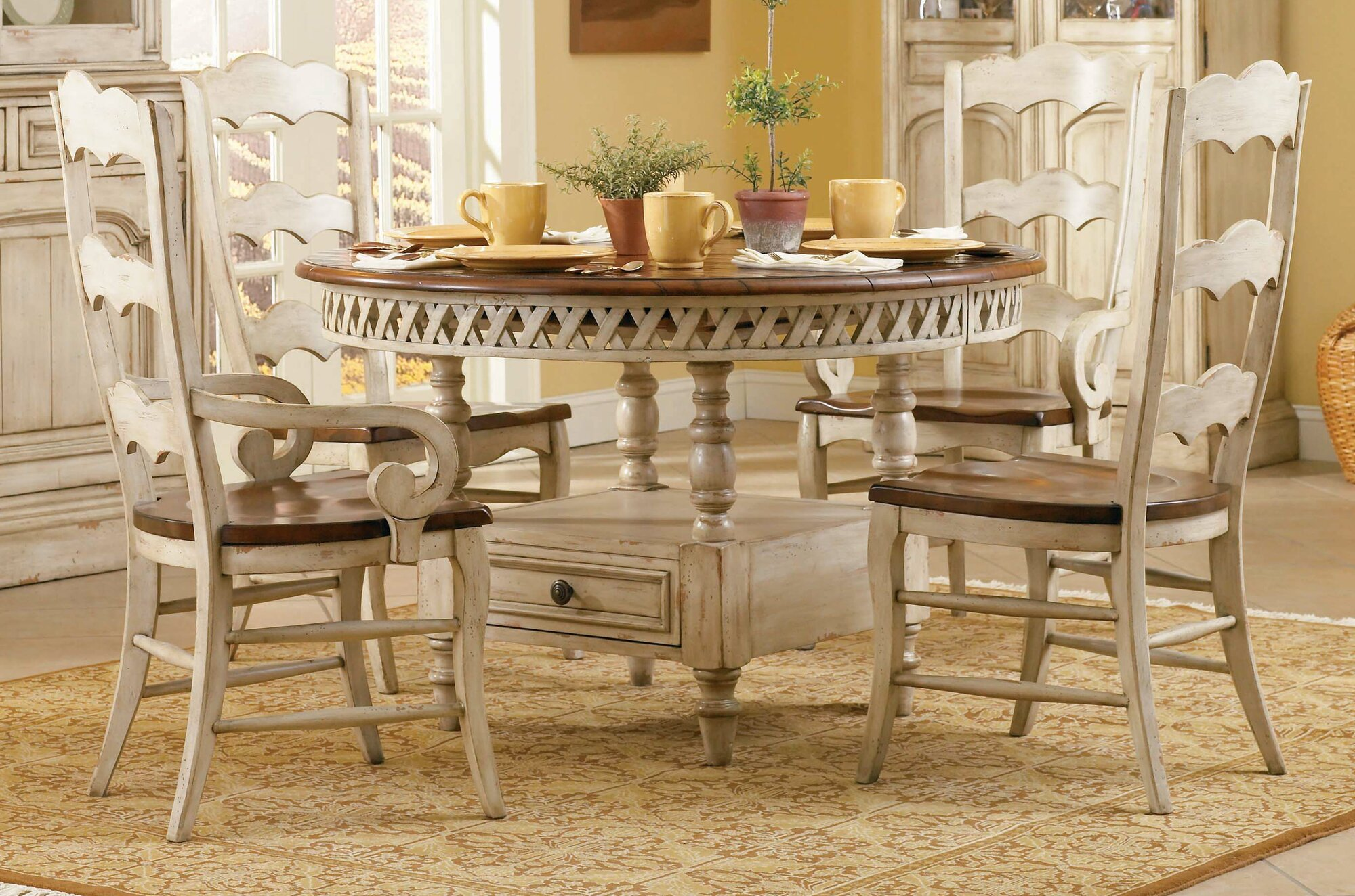 Hooker Furniture 479-75-201 - Summerglen 48