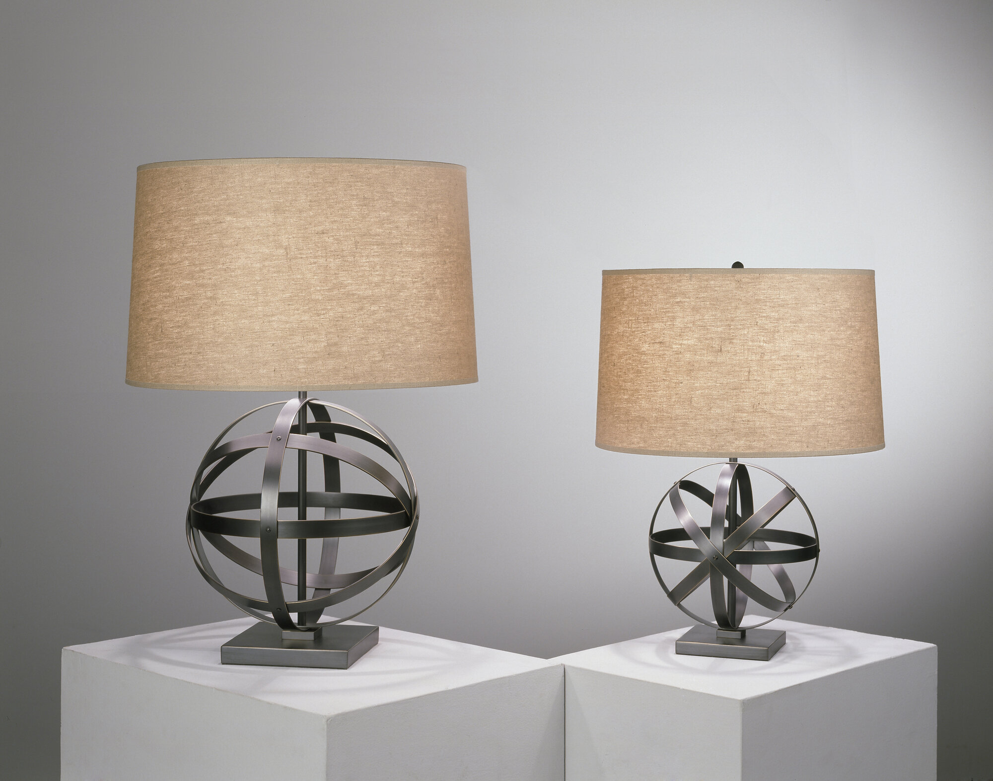 details about robert abbey lucy adjustable table lamp