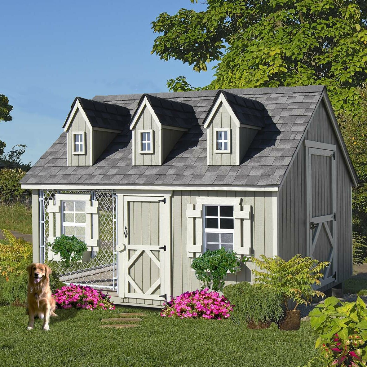 little cottage company cape cod cozy cottage kennel dog