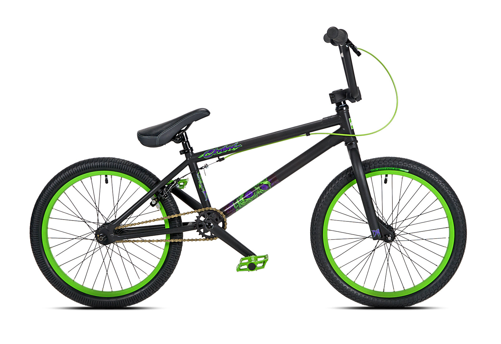 Huffy 20 Quot Dk Cleveland Bmx Bike Ebay