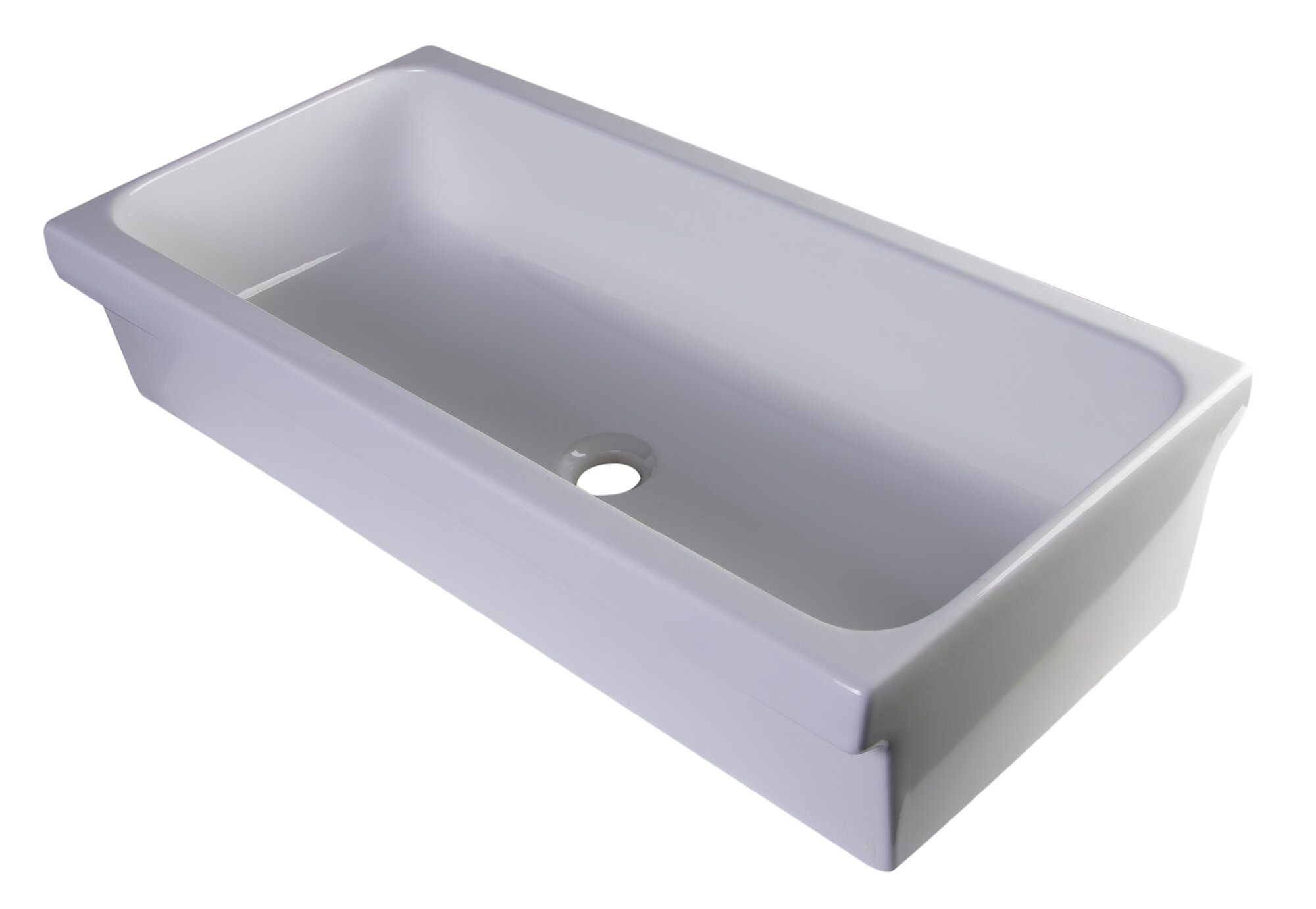 Industrial Trough Sink : Alfi Brand 35 5