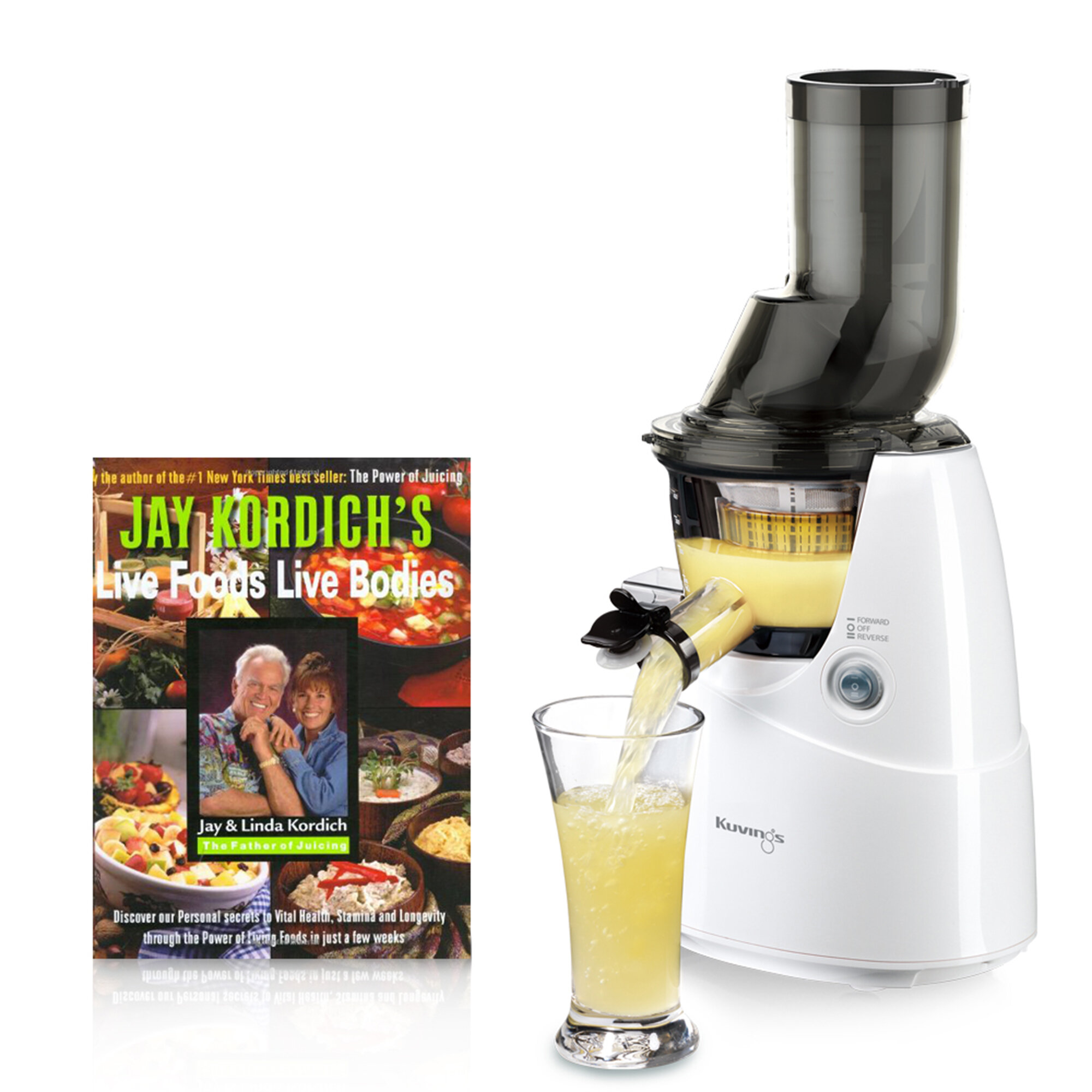 KUvINGS Whole Slow Juicer eBay