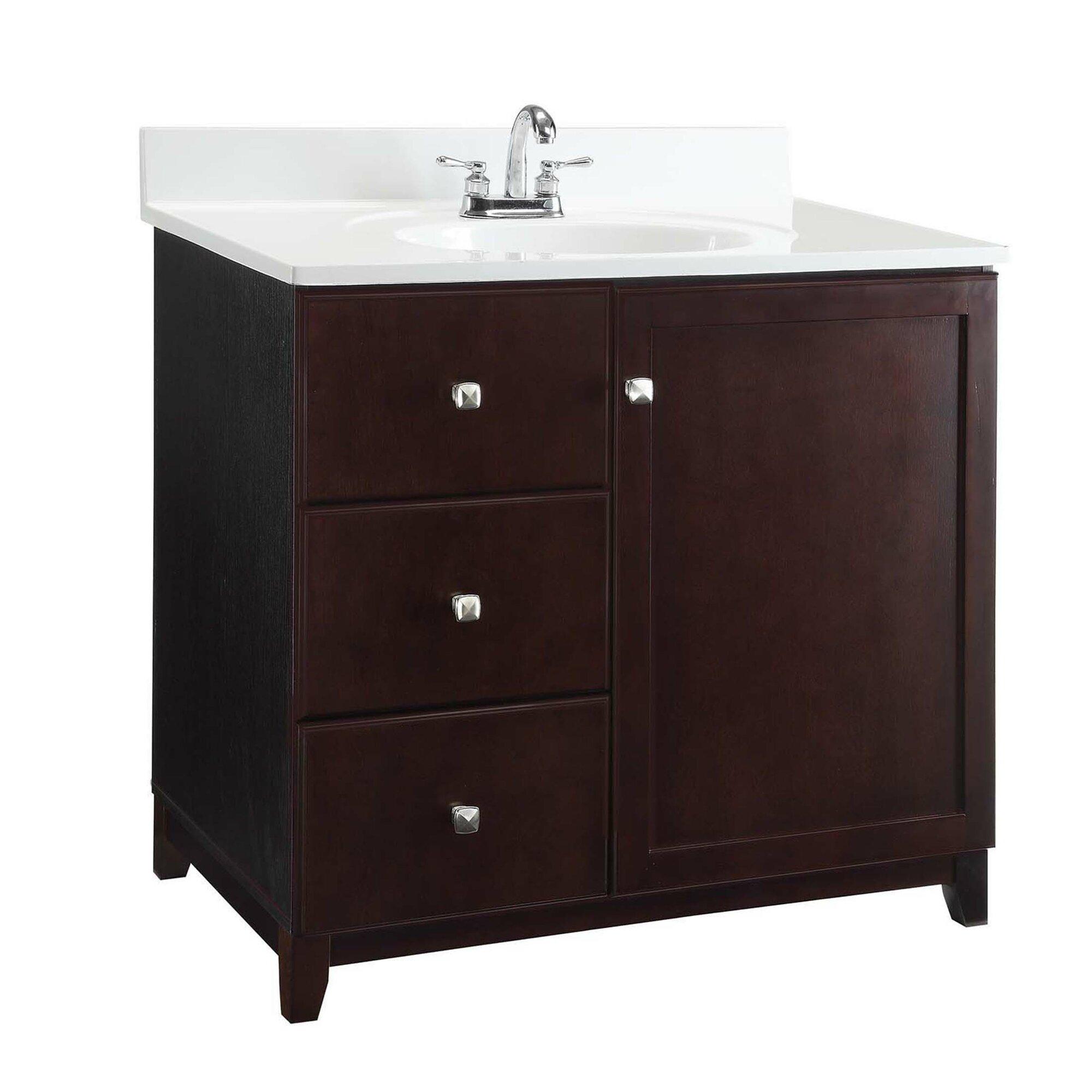 design house 30 single bathroom vanity base ebay