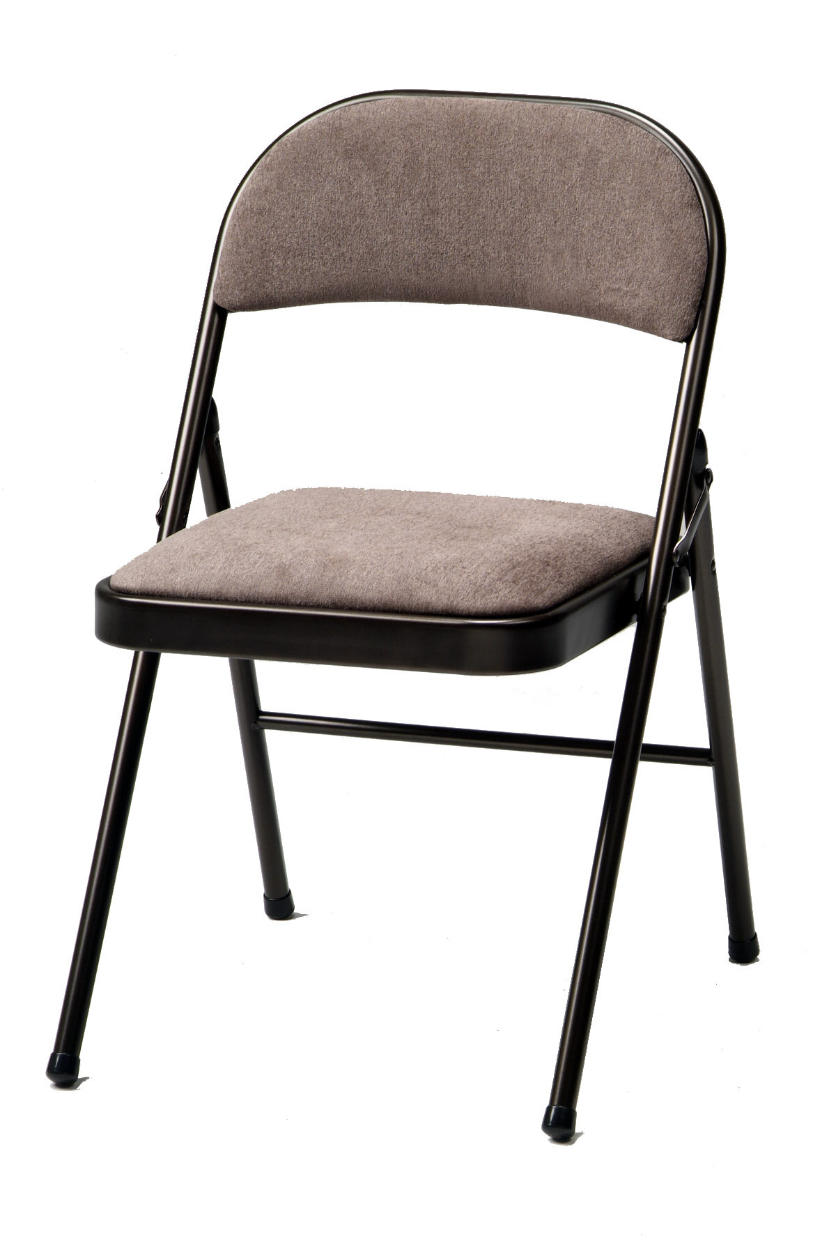 about meco corporation deluxe fabric padded folding chair set of 4
