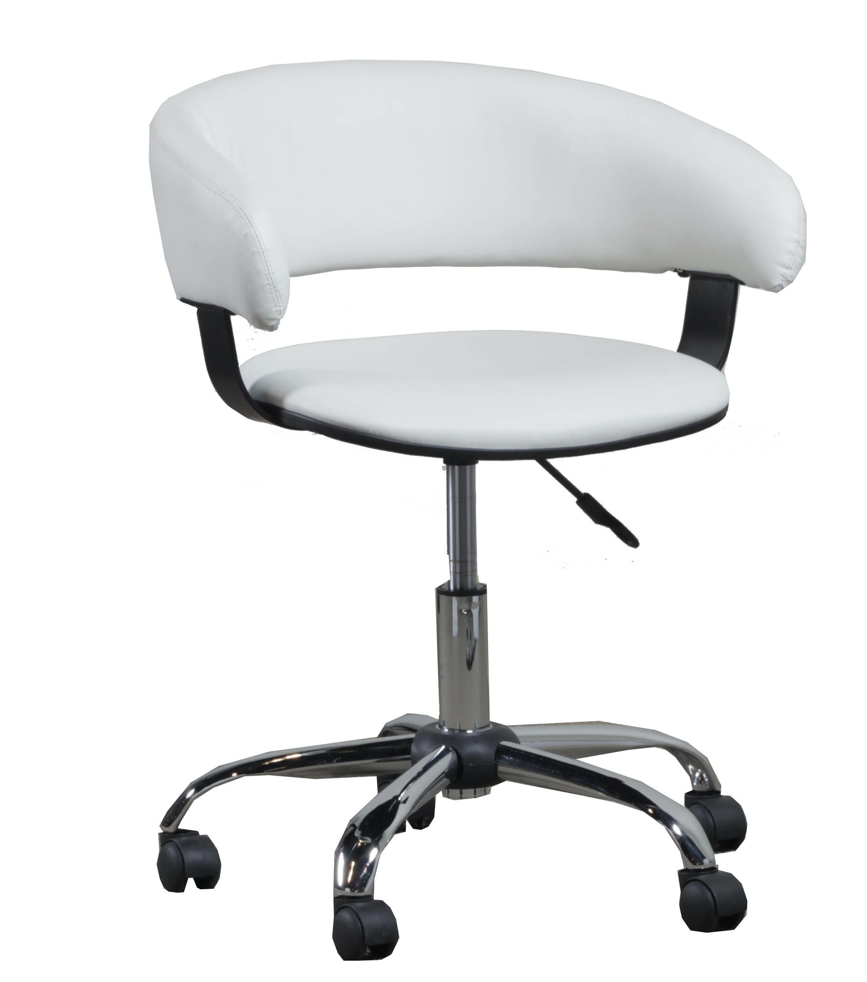 Office Chair With Locking Wheels Slipstick 2 In Office