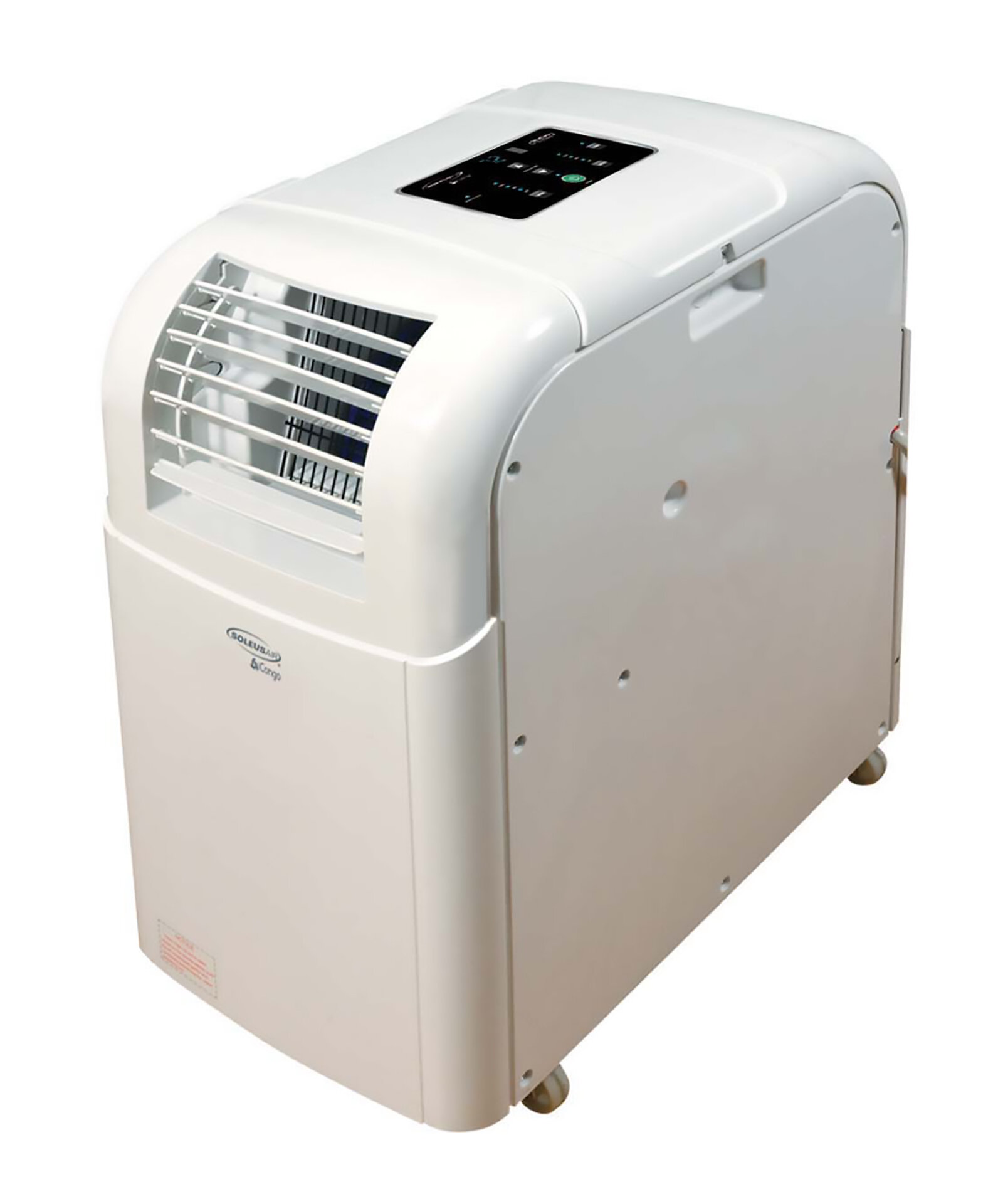 #5F4B30 Soleus Air 12 000 BTU Portable Air Conditioner With Remote  Top of The Line 12934 Low Wattage Portable Air Conditioner picture with 1600x1920 px on helpvideos.info - Air Conditioners, Air Coolers and more