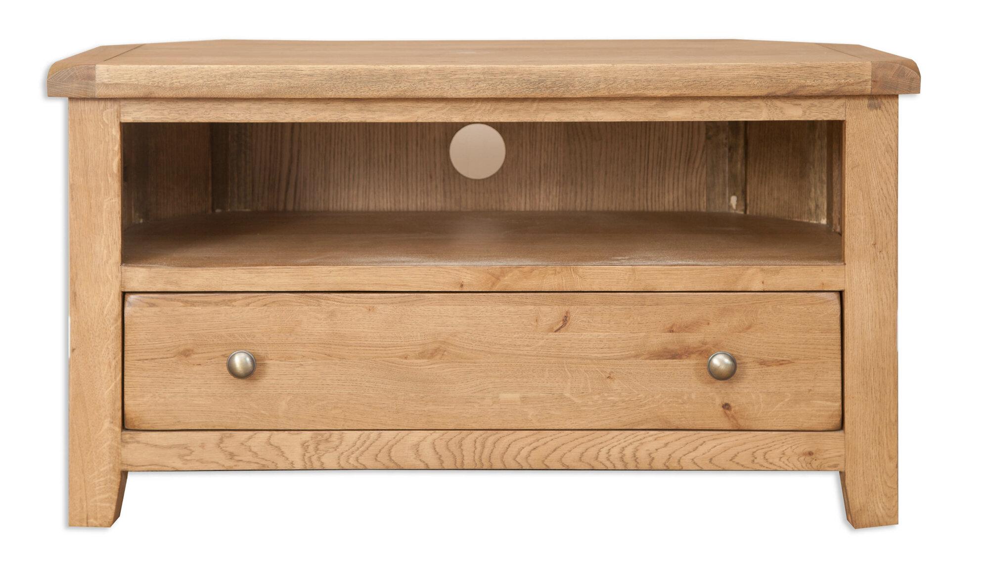 cleverfurn tv eckschrank melbourne country living ebay. Black Bedroom Furniture Sets. Home Design Ideas
