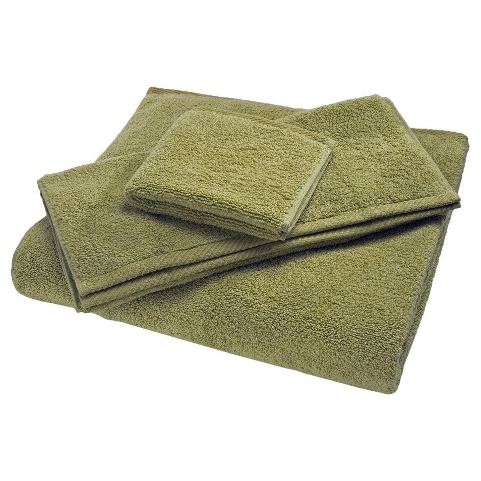 Home Source International Microcotton Luxury Bath Towel Color: Bamboo