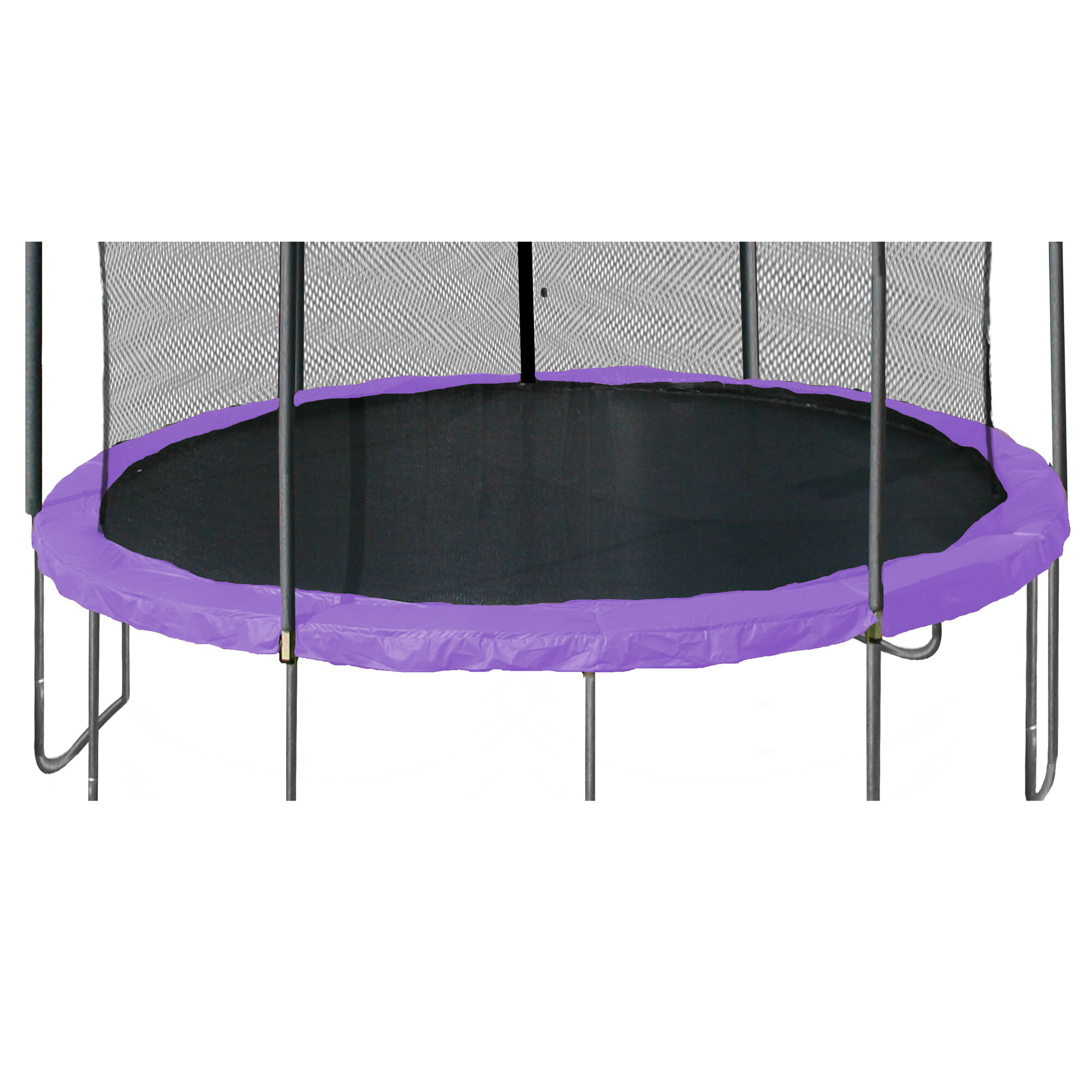 Skywalker Trampolines Oval Spring Pad Purple | eBay