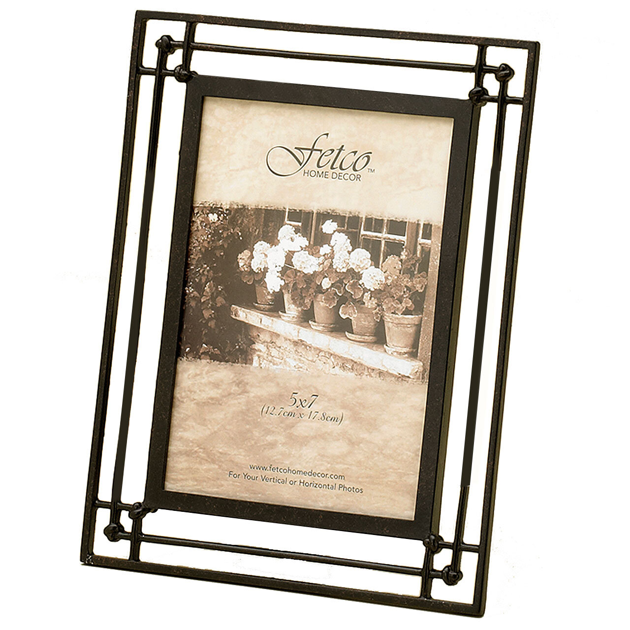 Fetco Home Decor Tuscan Courtland Picture Frame