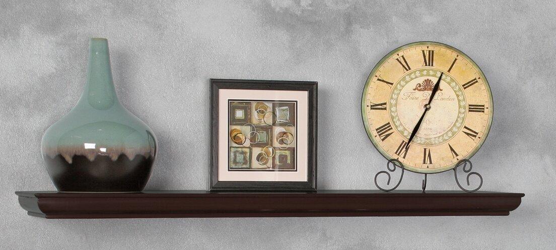 woodland home decor floating shelf ebay