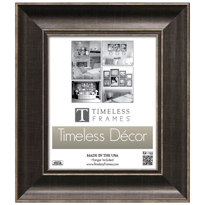 Timeless Frames 78603 Diana Pewter Wall Frame 11 X 14 In. | eBay