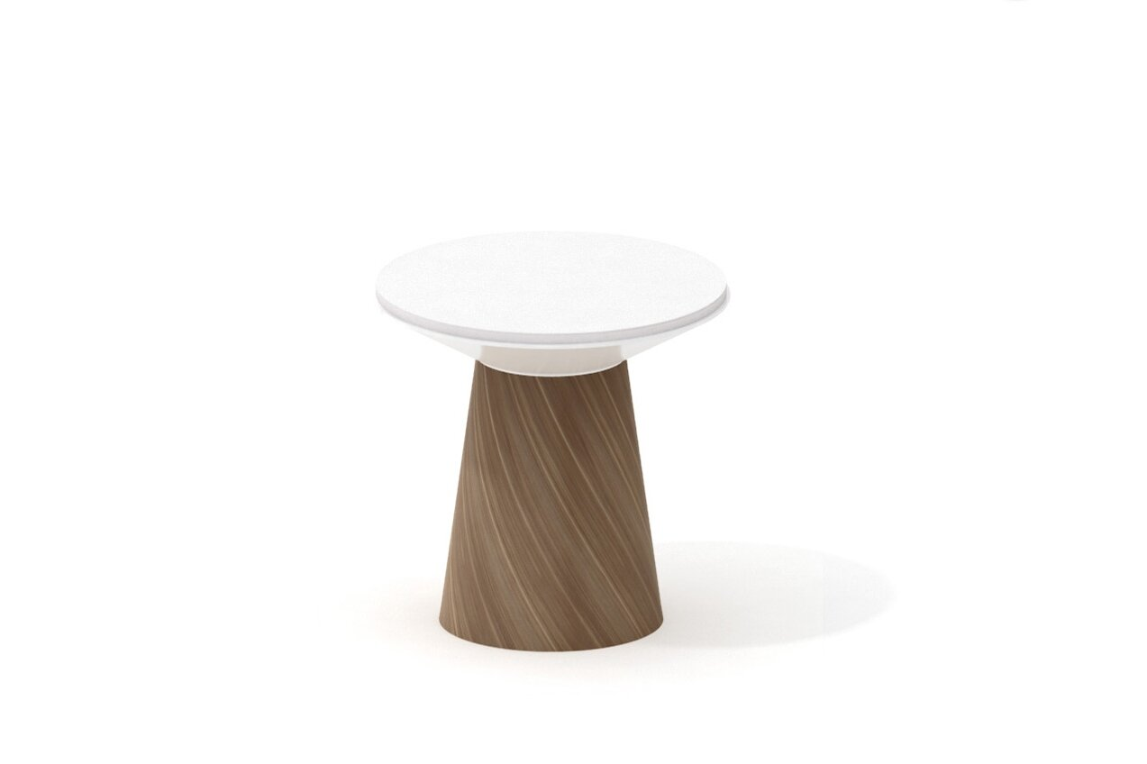 Steelcase turnstone campfire 24 6 round paper table for 1 case of table paper