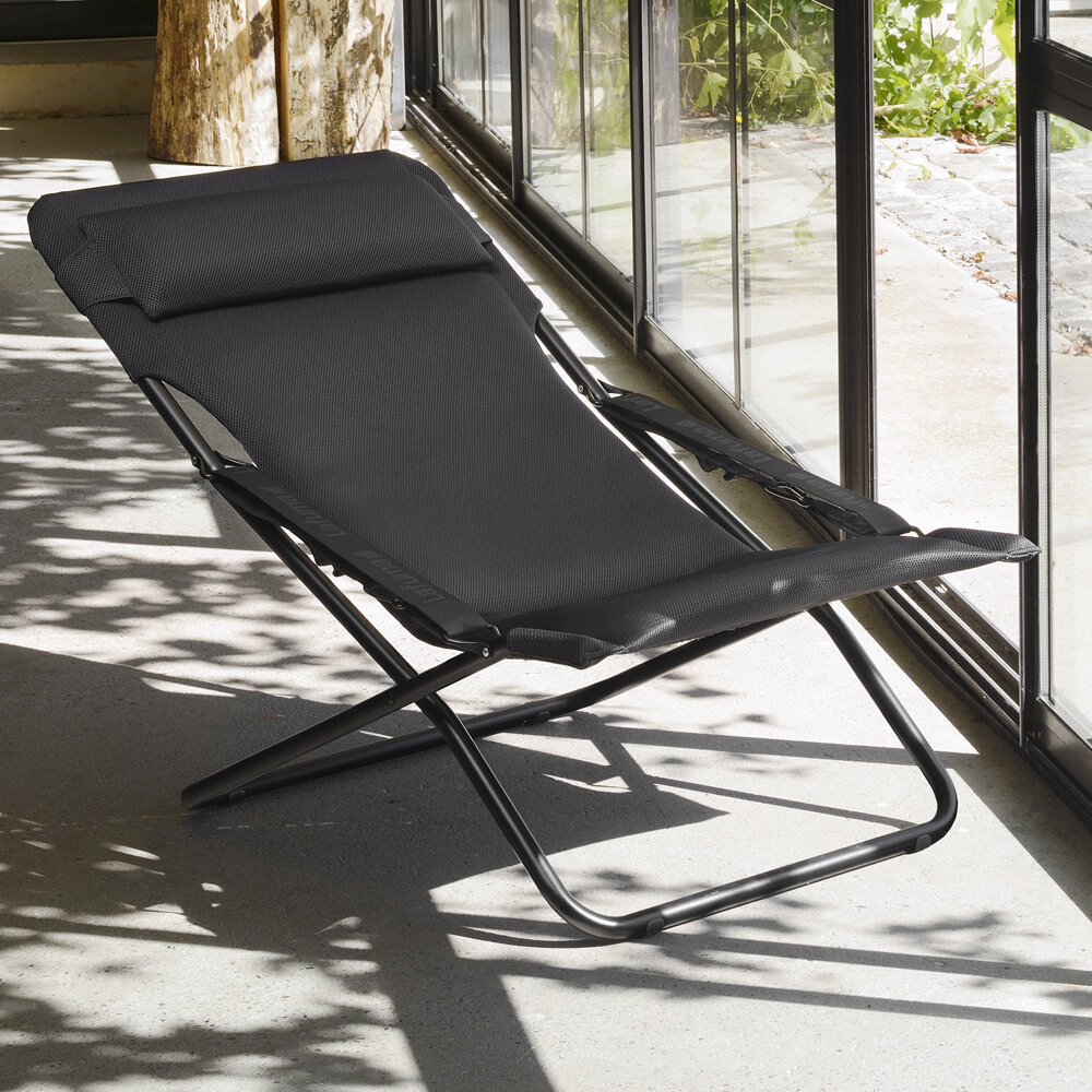 Lafuma Transabed Xl Plus Air Comfort Folding Sling Chair