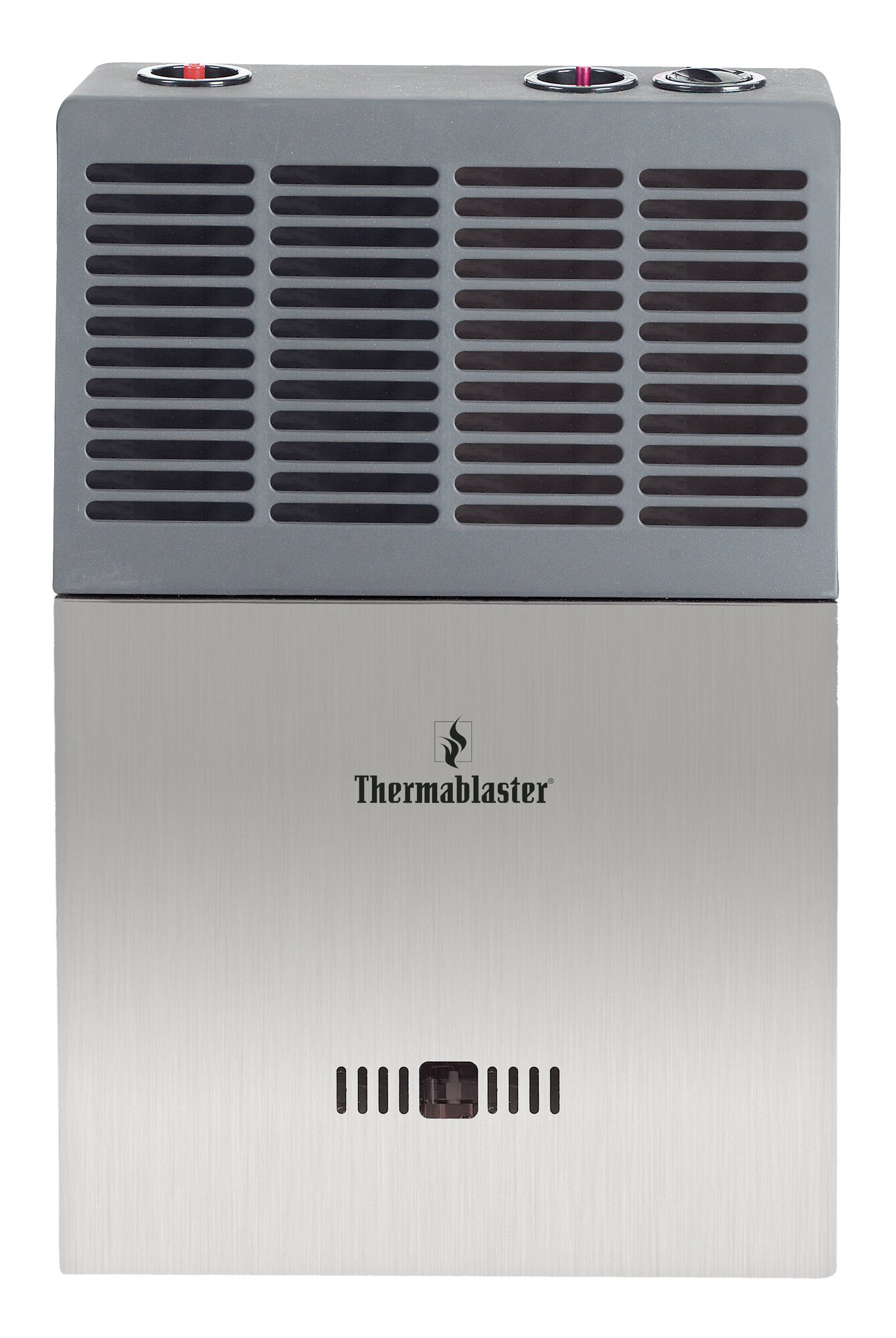 Thermablaster 10 000 btu propane vent free convection wall for Best propane heating systems