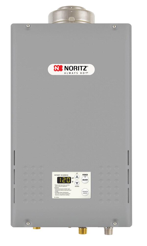 Noritz Commercial Indoor Tankless Water Heater VOHA1007 - eBay