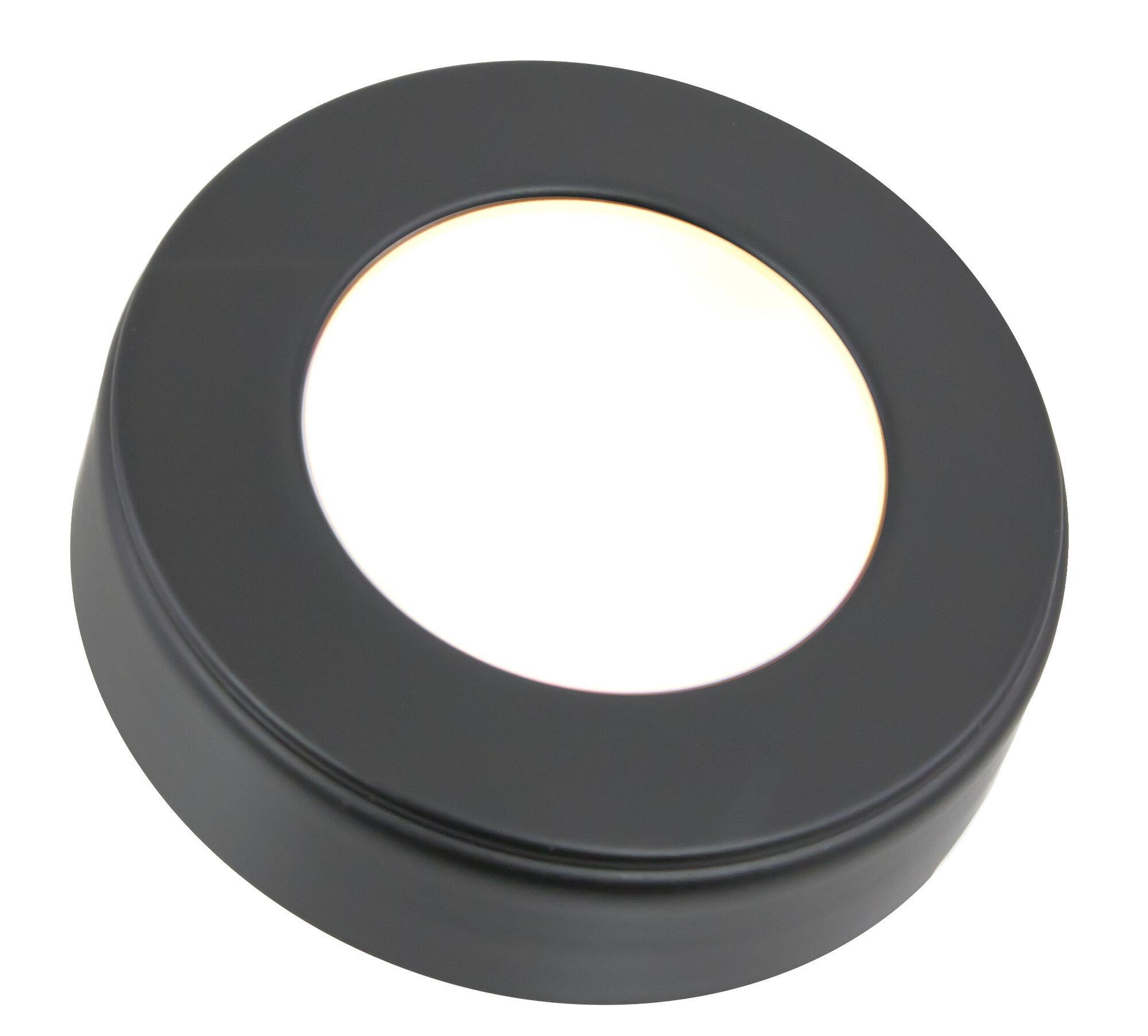 american lighting llc omni led under cabinet puck light. Black Bedroom Furniture Sets. Home Design Ideas