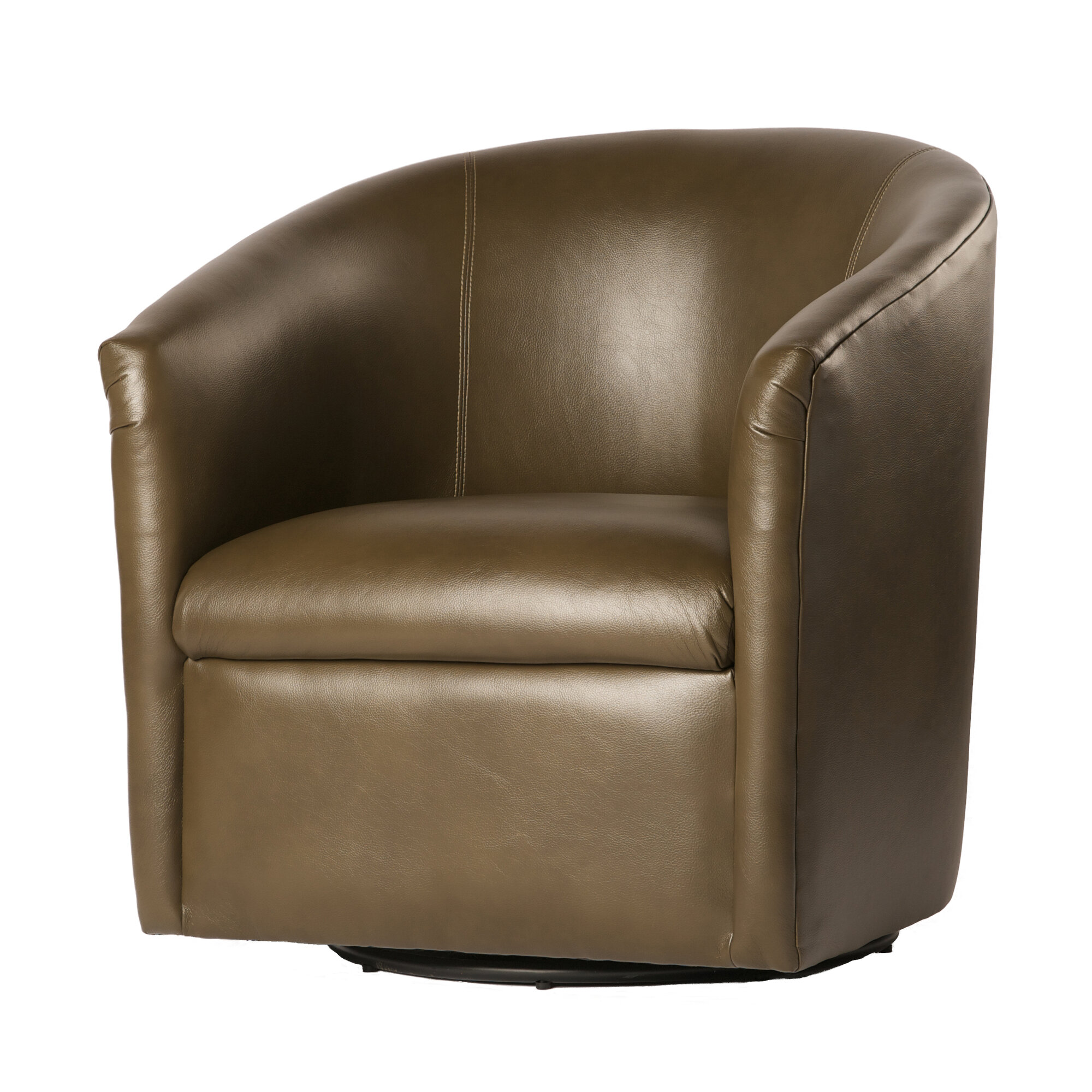 living room swivel chairs comfort pointe draper swivel barrel chair ebay 12202