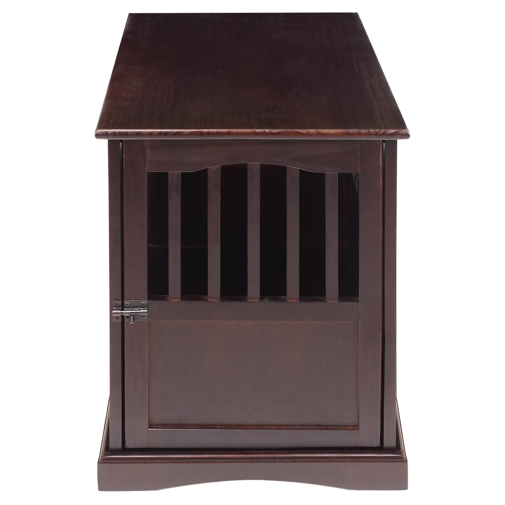 details about casual home pet crate end table