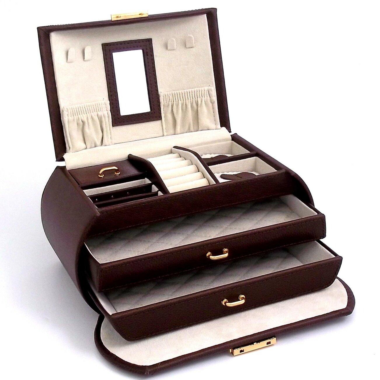 Bey berk multi level jewelry box for Bey berk jewelry box