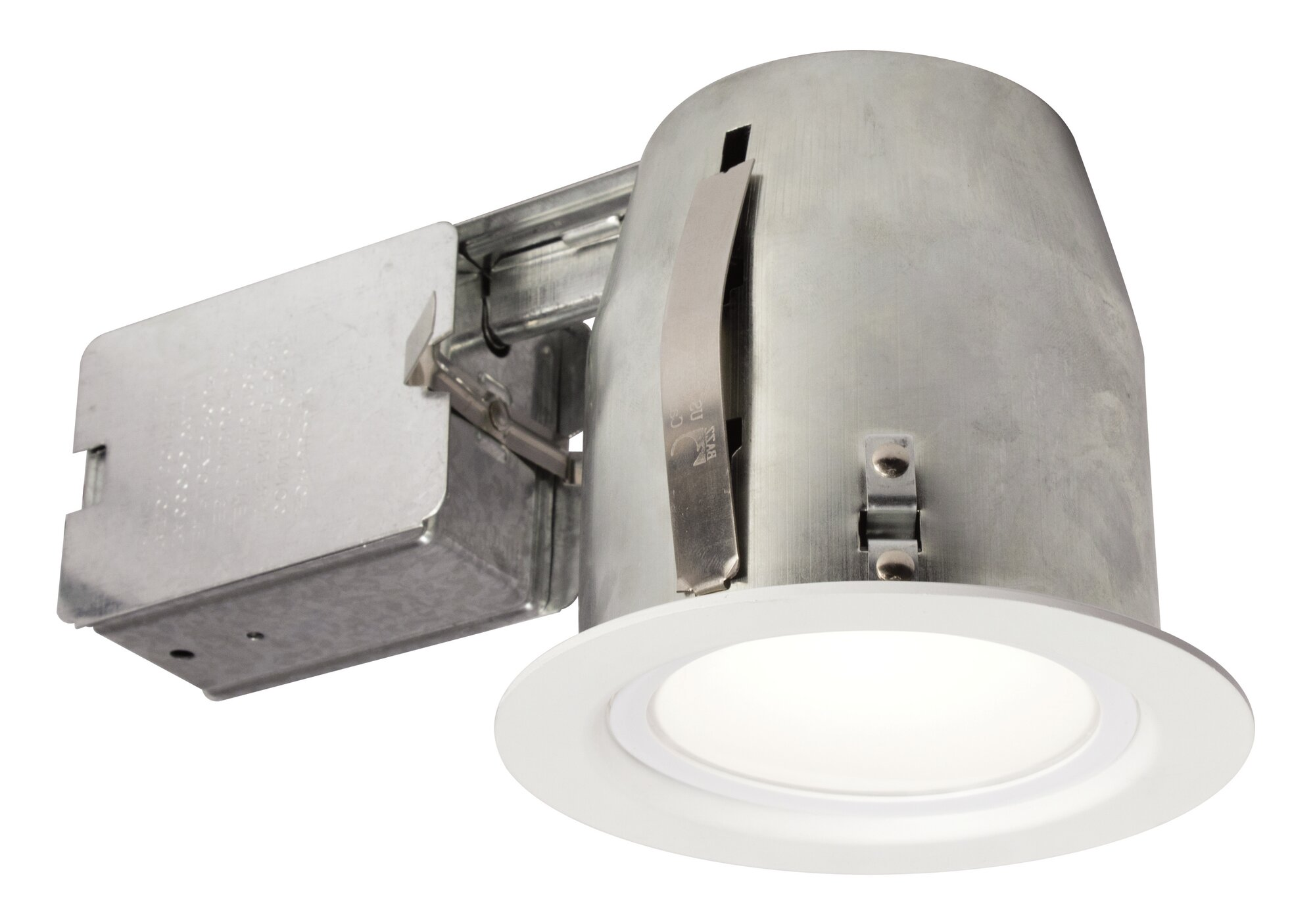 bazz bazz 5 led recessed lighting kit bain1191