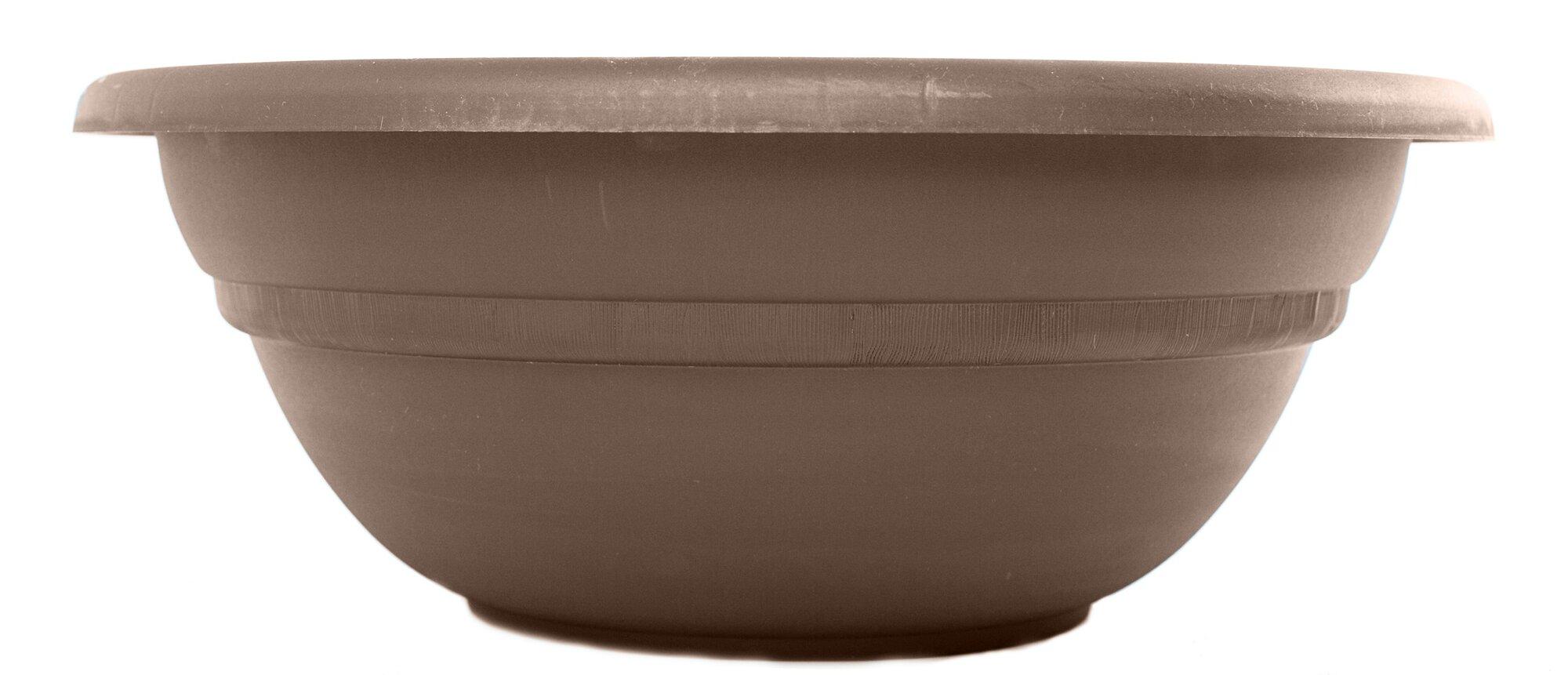 bowl planter pride garden products esteras. Black Bedroom Furniture Sets. Home Design Ideas