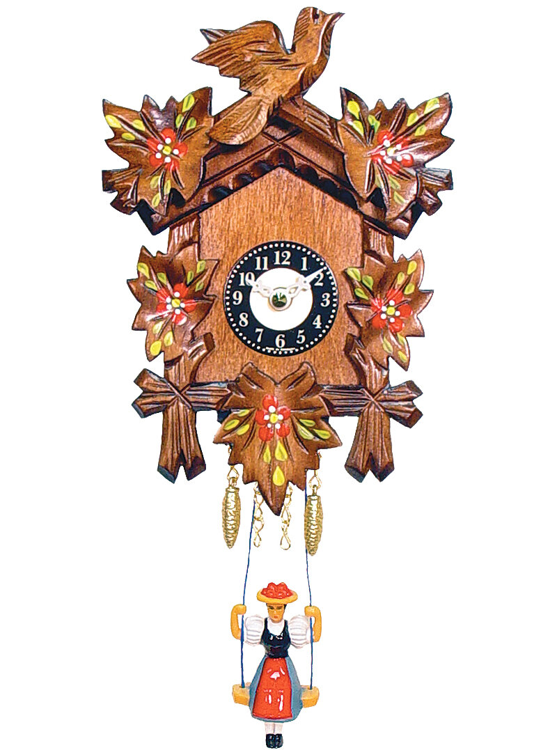 Black forest cuckoo clock ebay - Coo coo clock pendulum ...