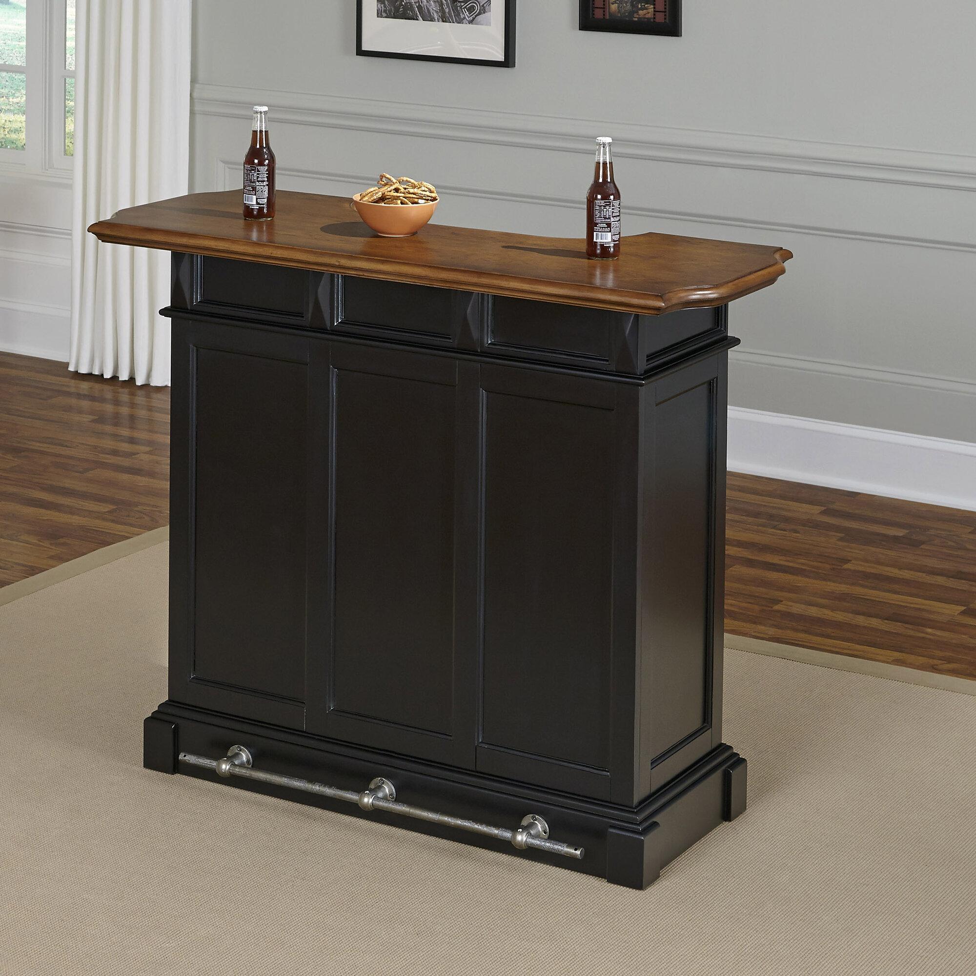 Bar Furniture Home: Home Styles Americana Home Bar
