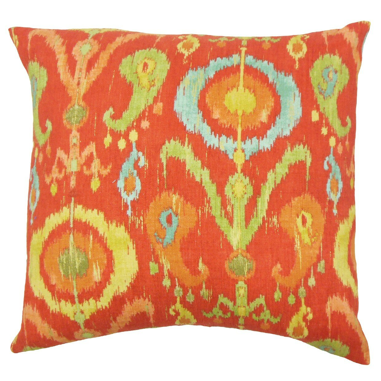 the pillow collection ikea ikat cotton throw pillow cover ebay. Black Bedroom Furniture Sets. Home Design Ideas