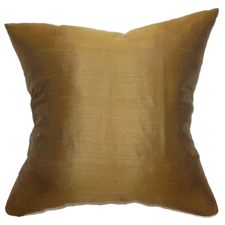 Plain Linen Throw Pillow Covers : The Pillow Collection Wantliana Solid Linen Throw Pillow Cover eBay