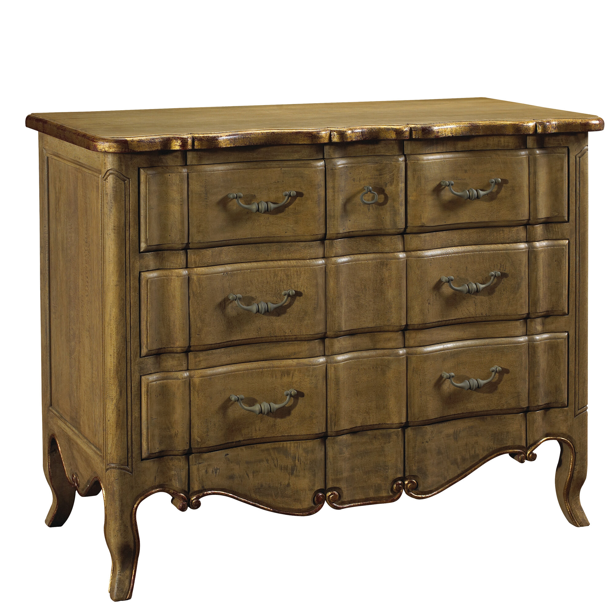 French heritage modernly classic commode chest ebay - Commode classique ...