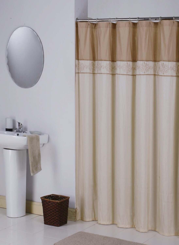 Home Fashions International Kerala Shower Curtain
