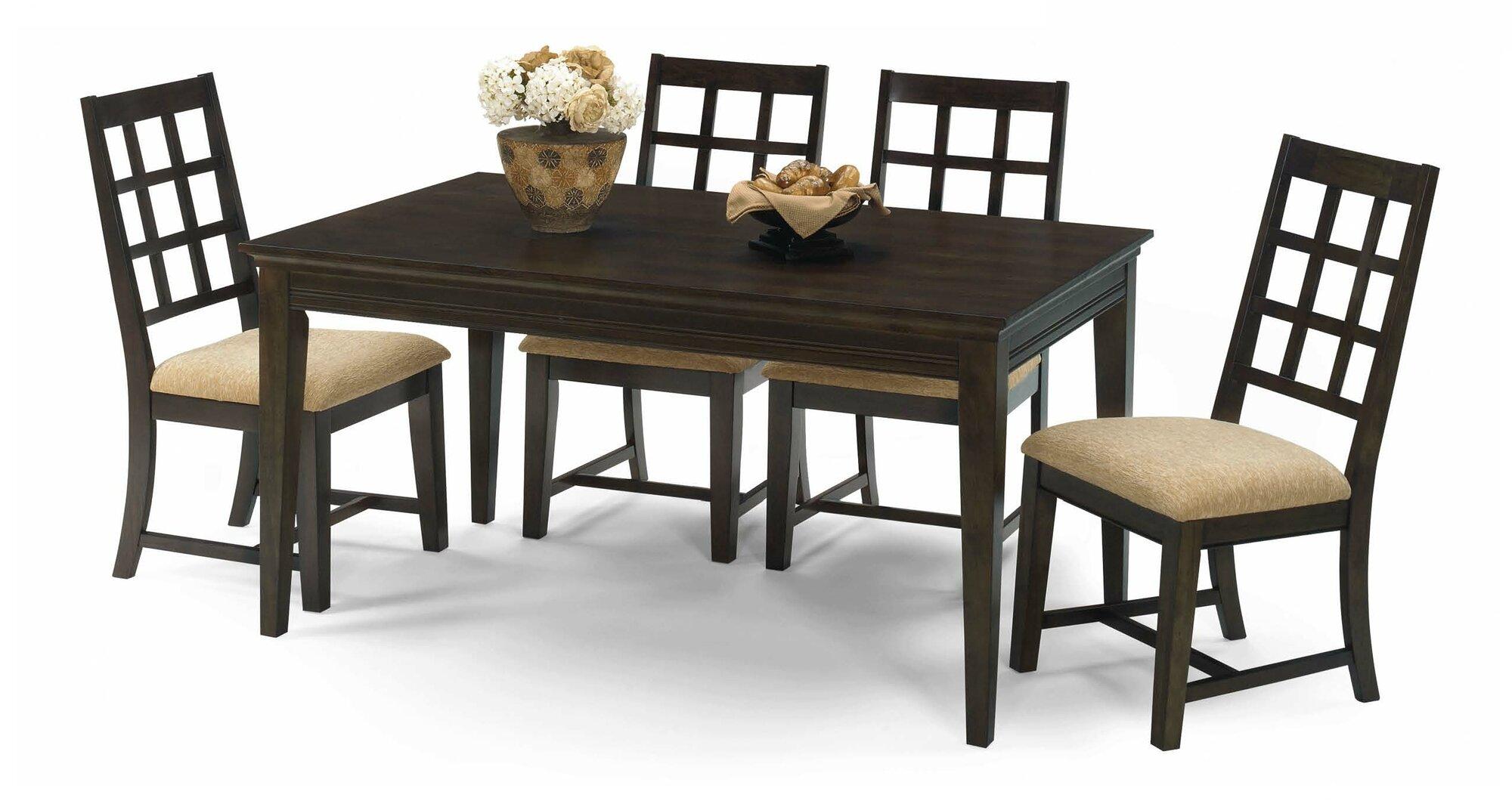 progressive furniture inc casual traditions dining table ebay