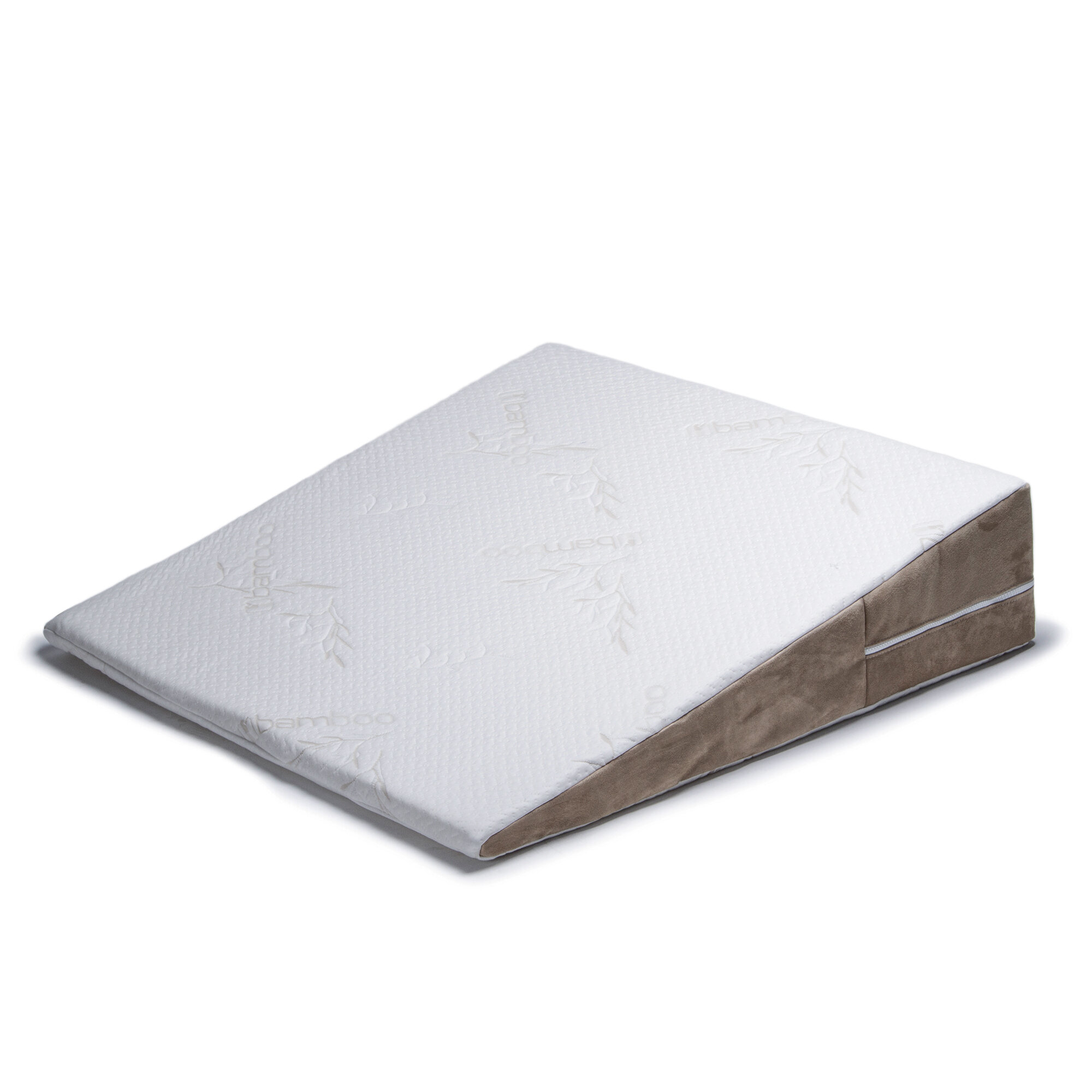 jaxx avana bed wedge memory foam pillow ebay