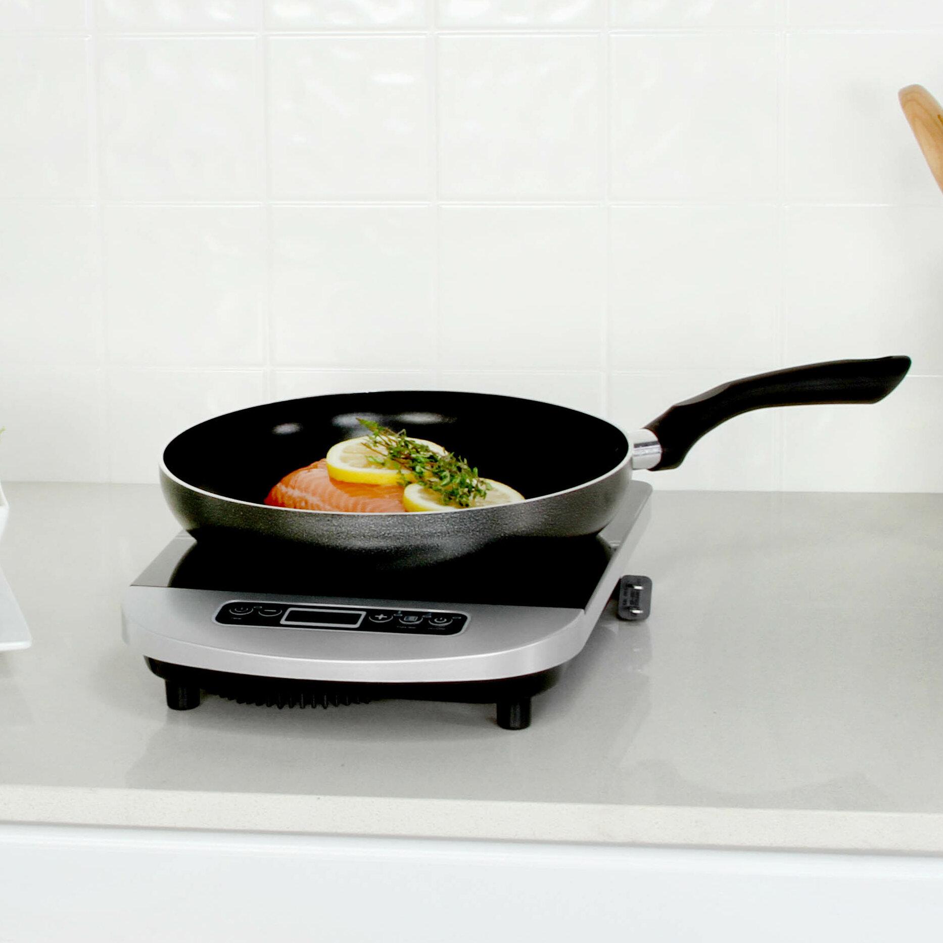 Kalorik induction cooking plate ebay for Induction cuisine