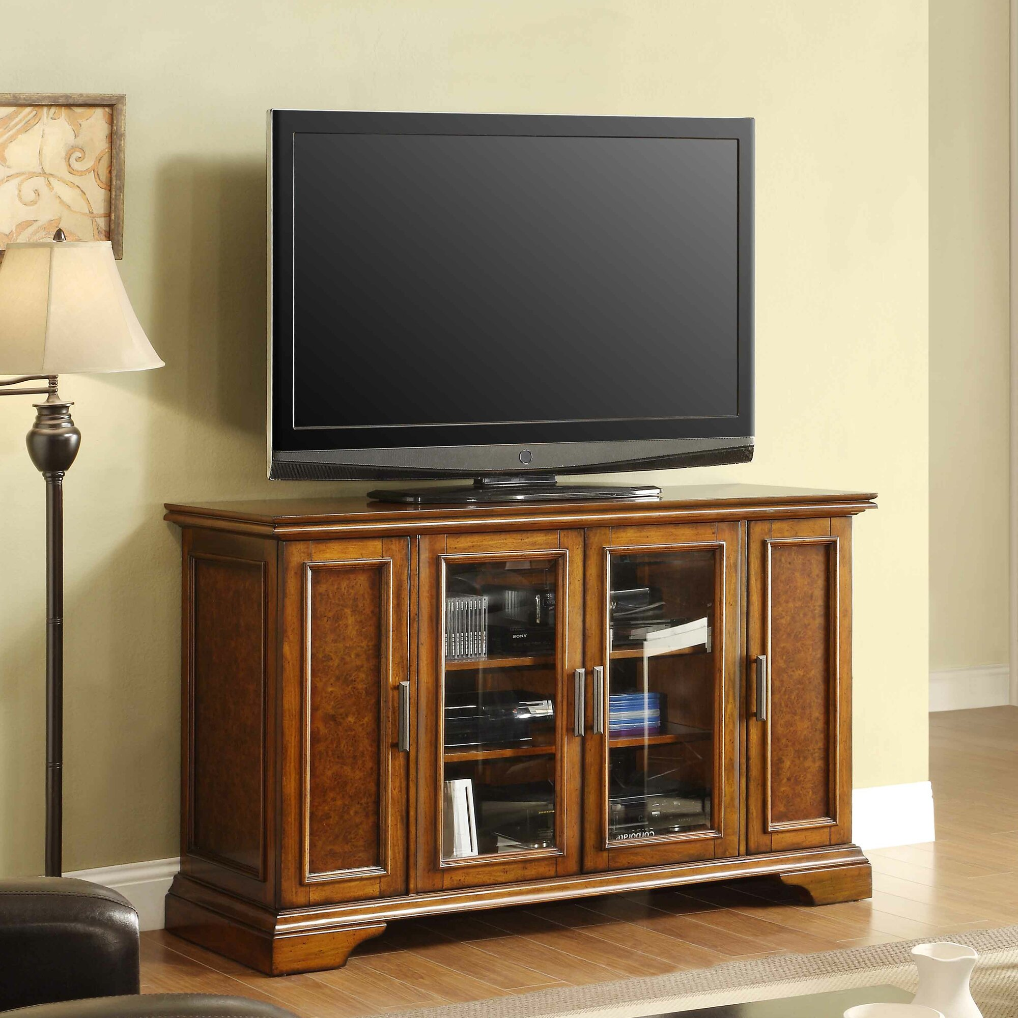 Whalen Furniture San Marcos Square Tv Stand Ebay