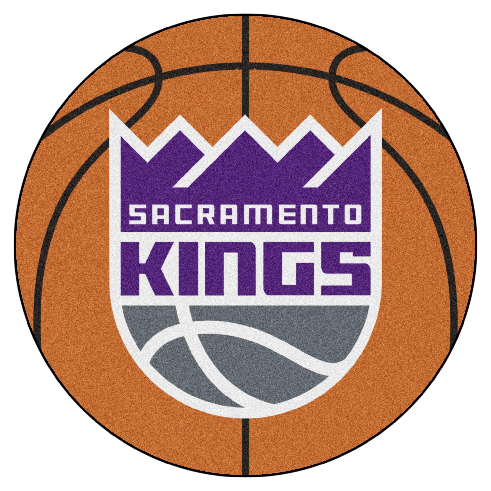 FANMATS NBA - Sacramento Kings Basketball Doormat