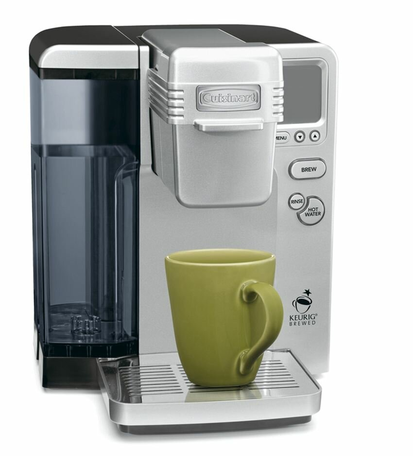 Cuisinart Single Serve Brewing System 086279028907 eBay