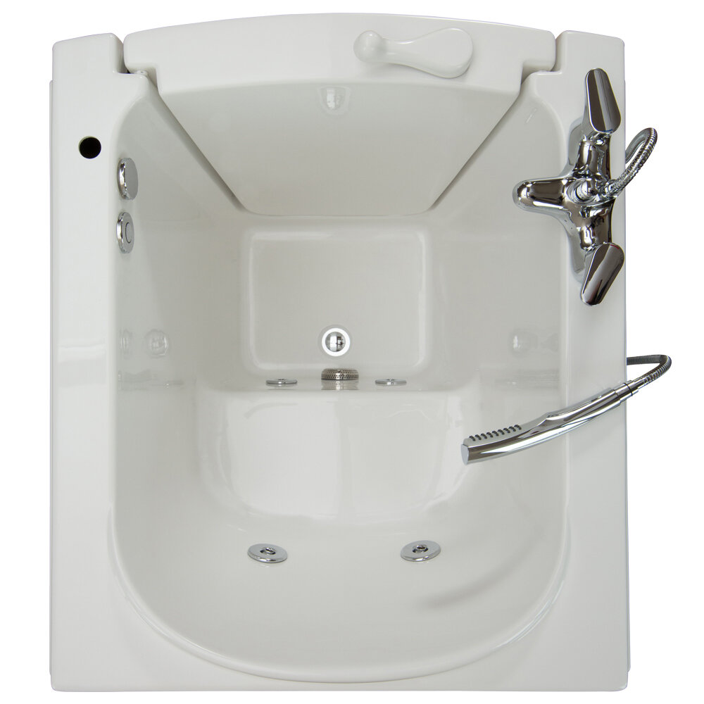 Hydrotherapy Whirlpool Tubs Mail: Ella Walk In Baths Front Entry Hydrotherapy Massage