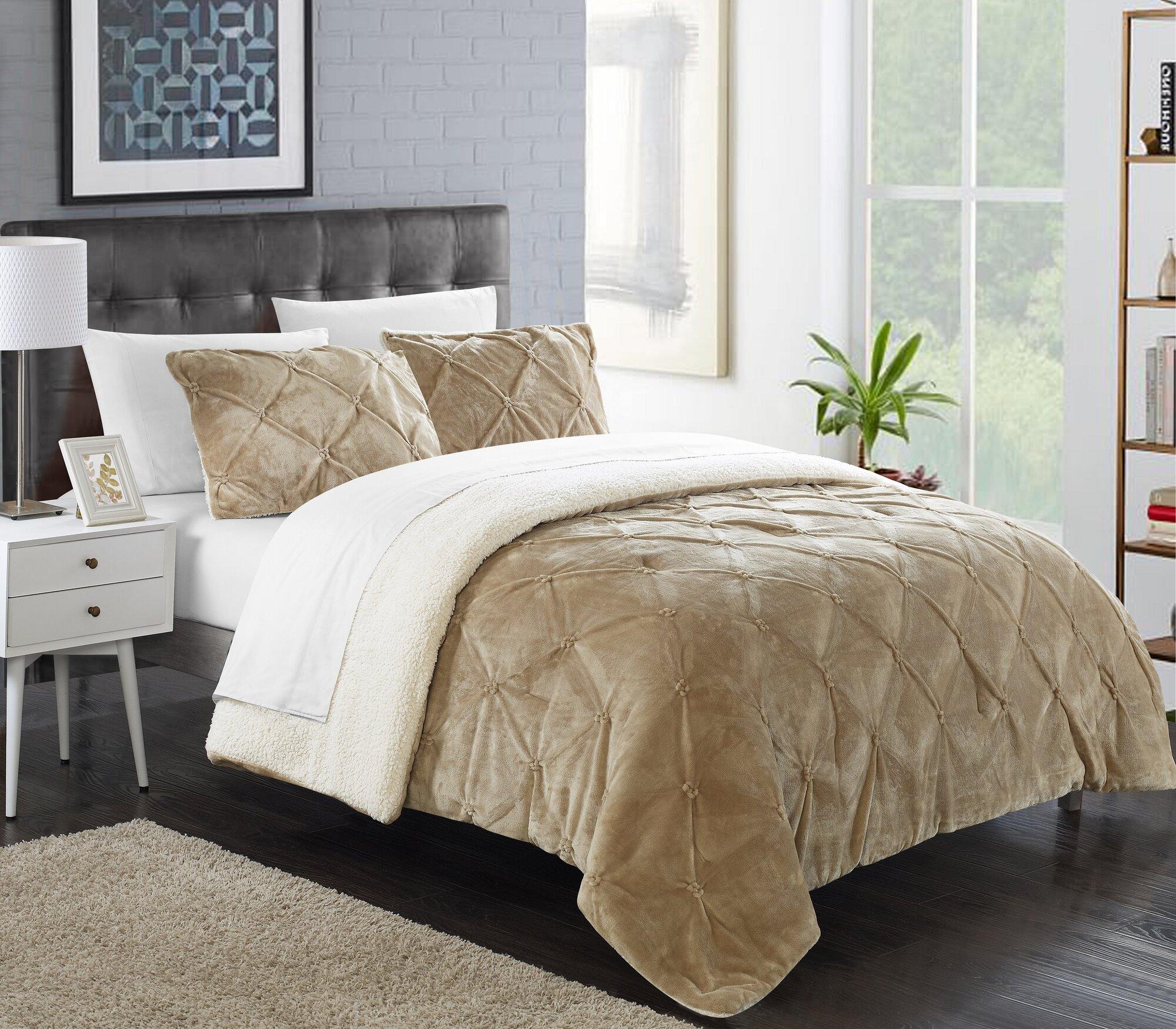 Chic Home Josepha Comforter Set | eBay