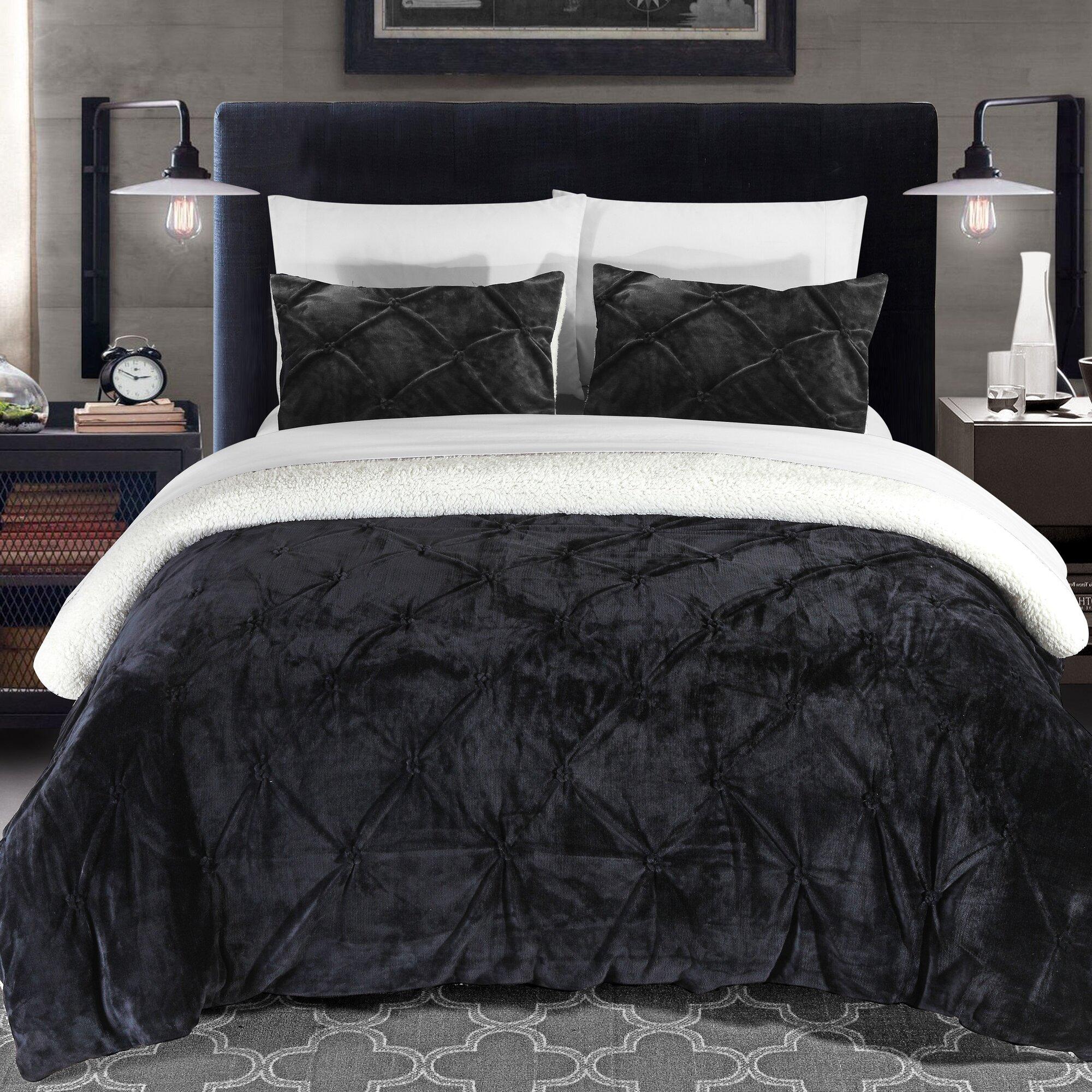 Chic Home Josepha 3 Piece Comforter Set