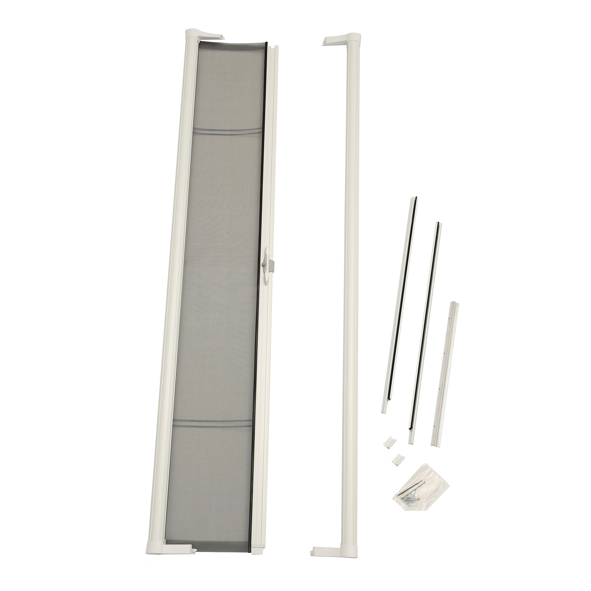 odl brisa retractable screen door ebay