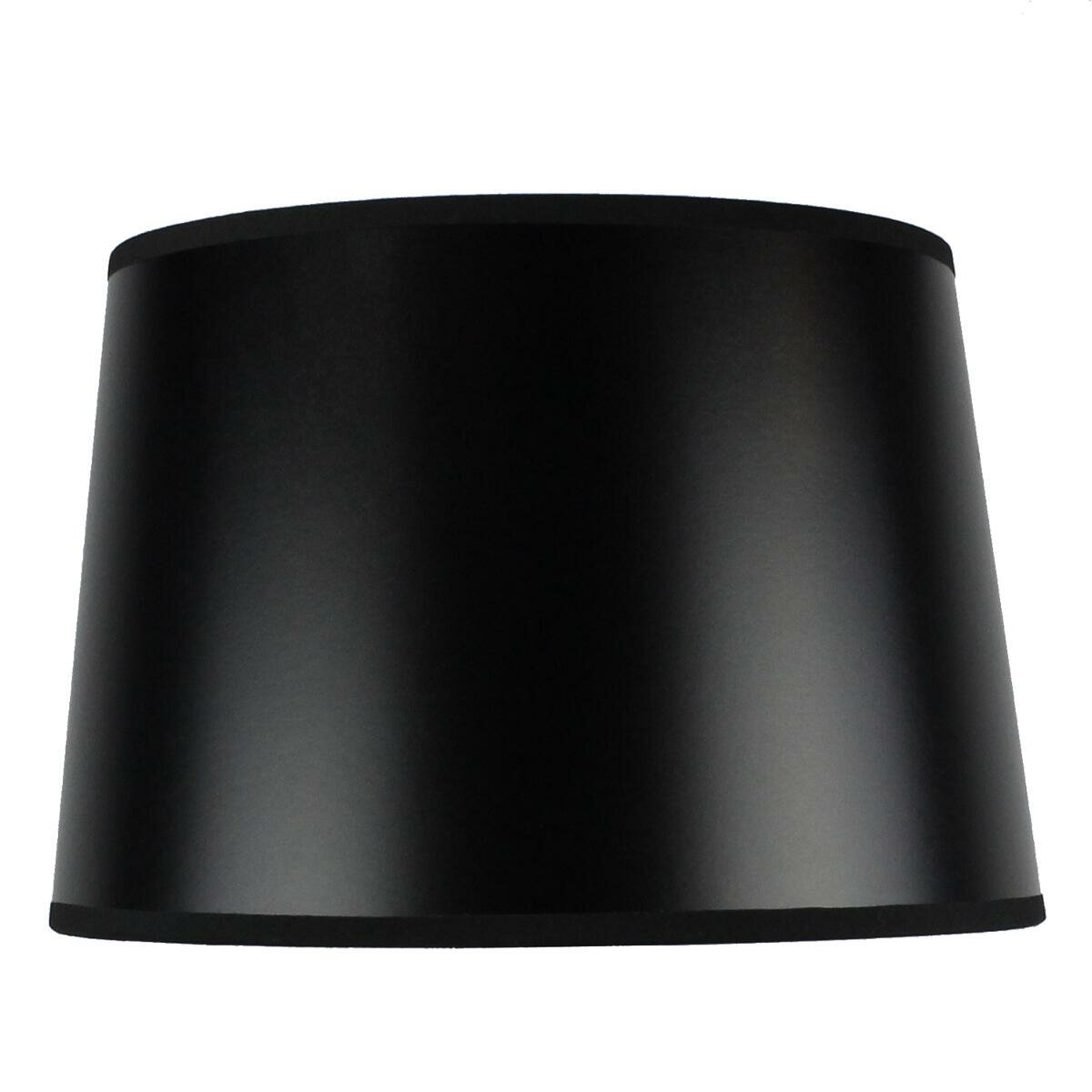 details about home concept inc shallow 12 shantung drum lamp shade. Black Bedroom Furniture Sets. Home Design Ideas