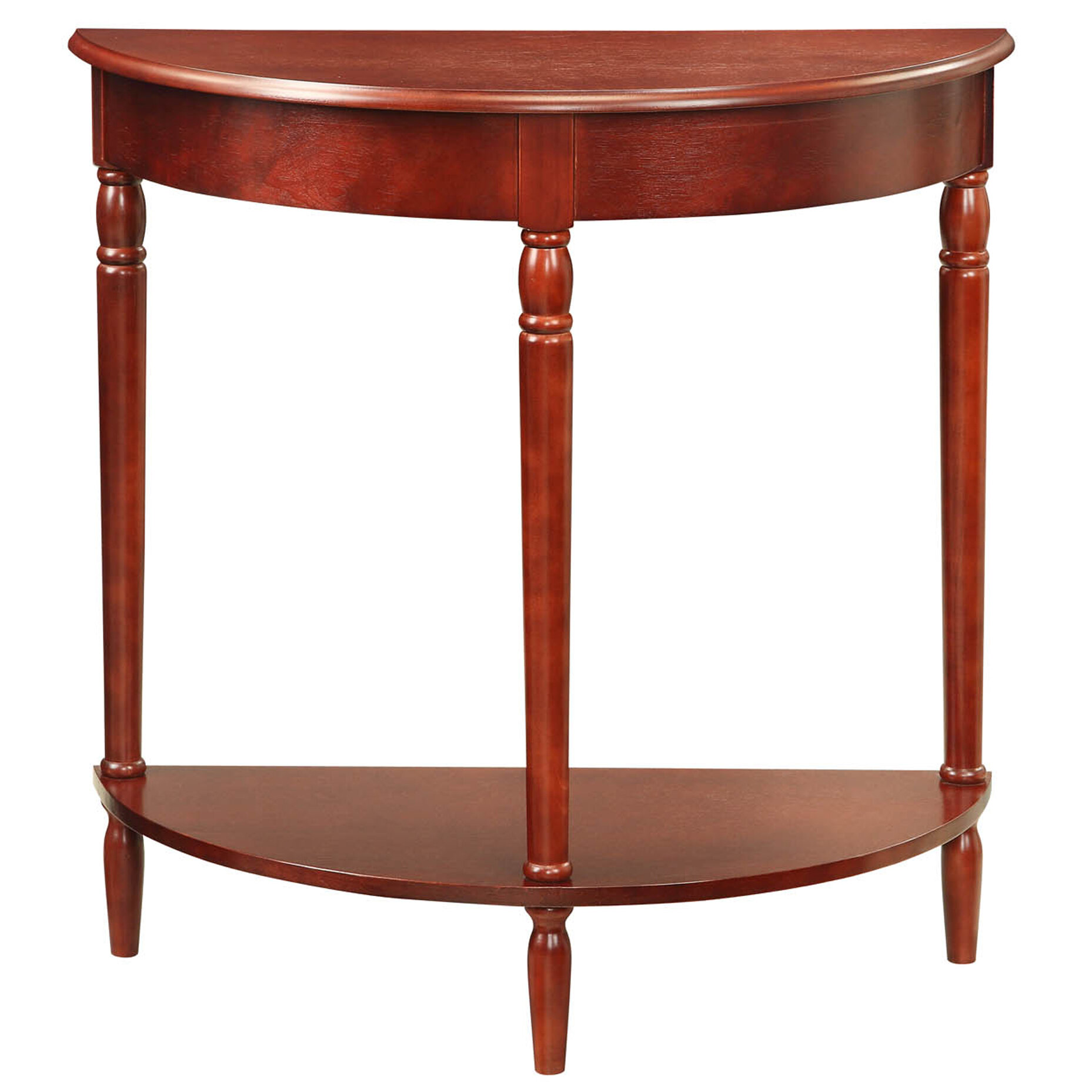 Convenience Concepts French Country Console Table | eBay